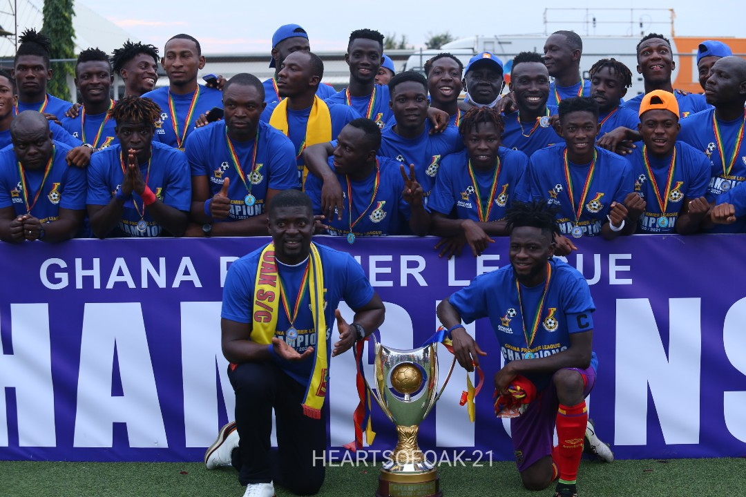 OFFICIAL: Ghana Premier League 2021/2022 Season Fixtures Out; Check Full Fixtures Here