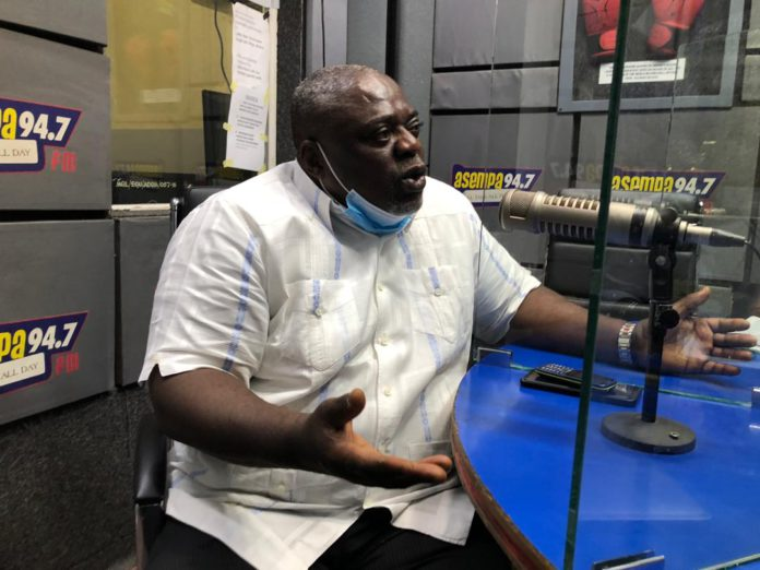 'Sacked' Koku Anyidoho Rejects NDC's Explusion