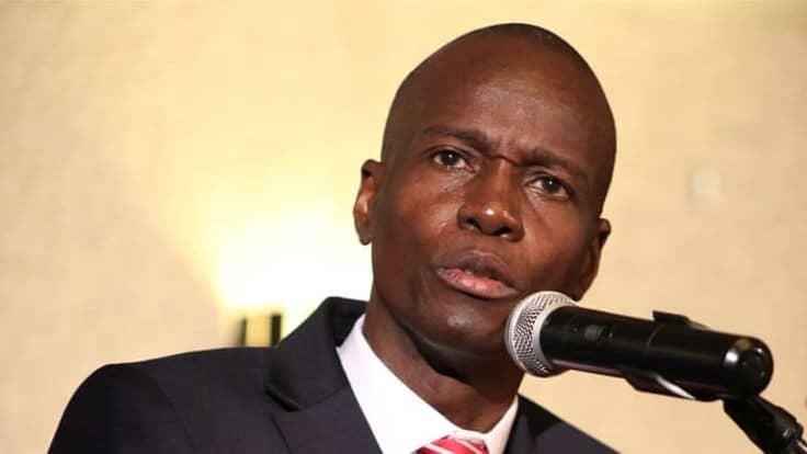 BREAKING!!!!! Haiti's President Killed In His Home