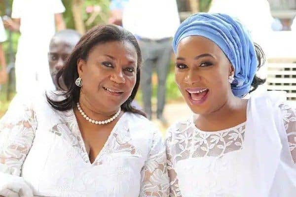wives of president and vice