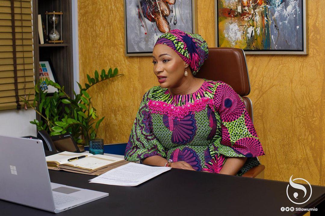 Samira Bawumia refunds allowances