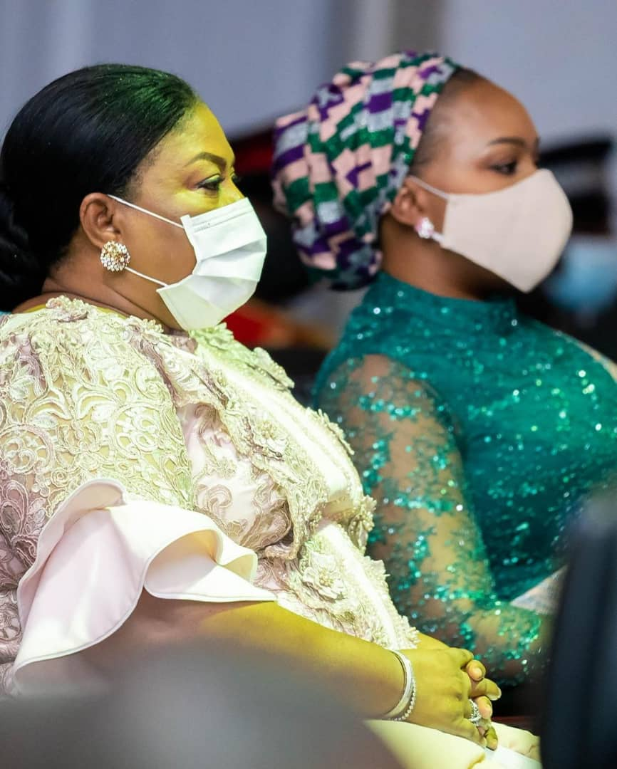 First Lady rejects paid allowance