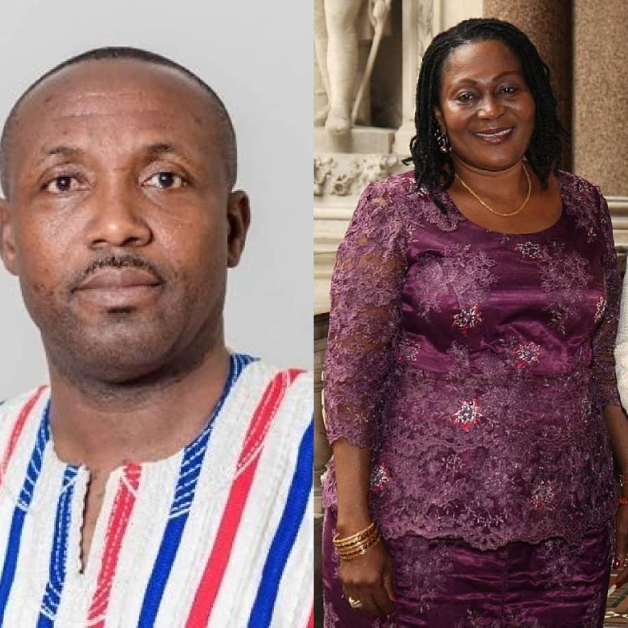 John Boadu tells Lordina Mahama to return allowance