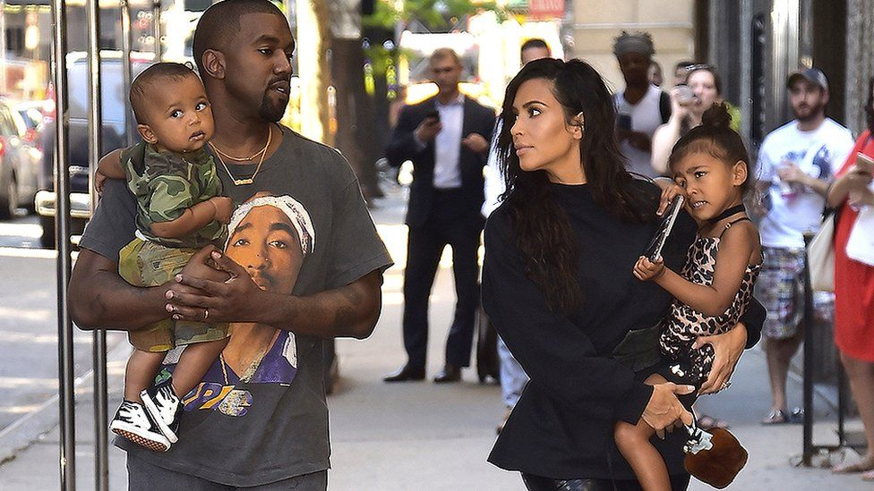 Kim Kardashian Supports Kanye West By Attending 'Donda's' Second Listening Party