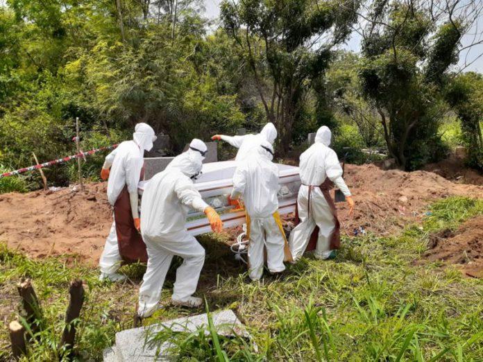 COVID-19: Ghana's Death Toll Hits 819