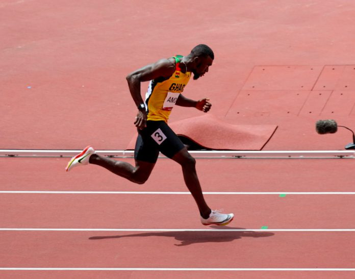 Tokyo 2020: Ghana's Joseph Amoah Fails To Make 200m Final