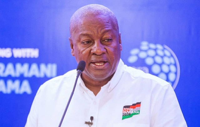 Ghana's Debt Levels Topping 80% of GDP; Unsustainable - Mahama Laments