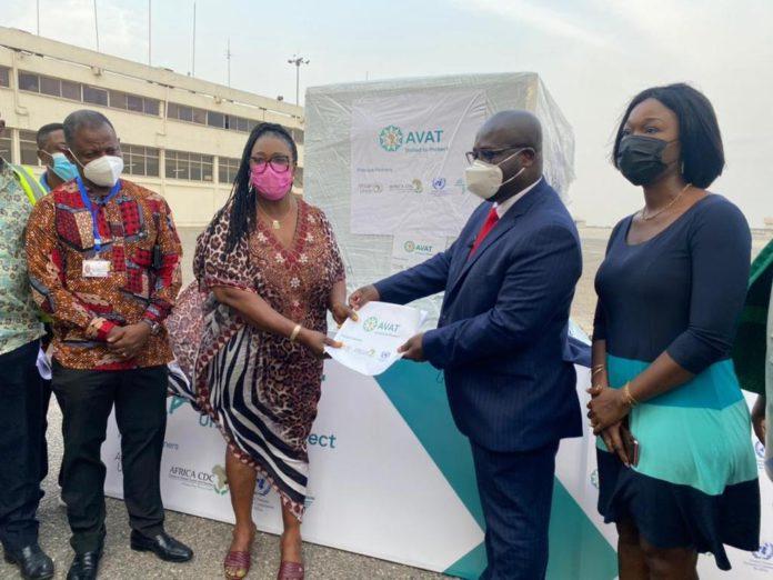 Ghana Receives More Doses Of Johnson & Johnson Vaccine