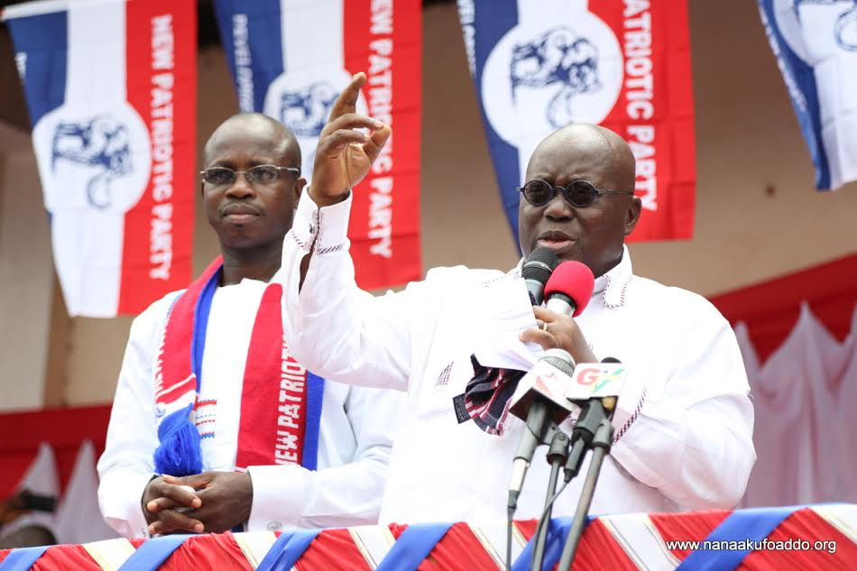 NPP Will Win 2024 Elections No Matter Who Is Presented To Lead The Party – Nana Akufo-Addo