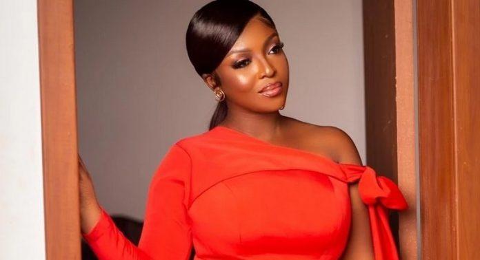 Yvonne Okoro Flaunts Curves In New Photo