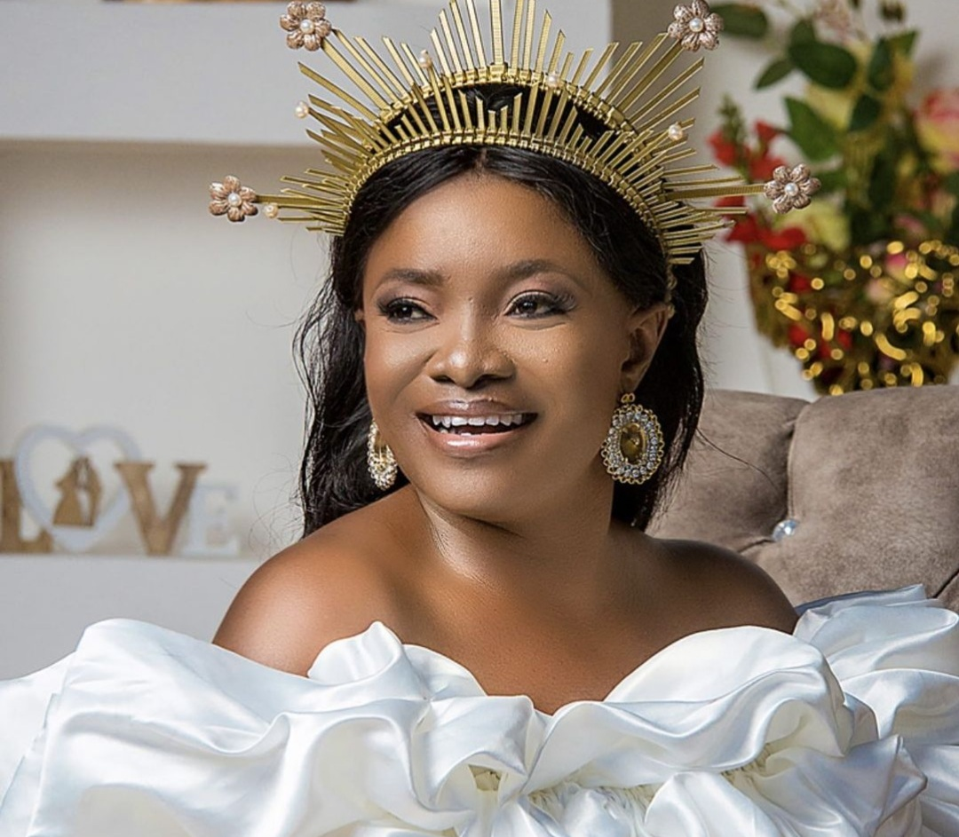 Ohemaa Mercy on why she'll collaborate with a secular musician