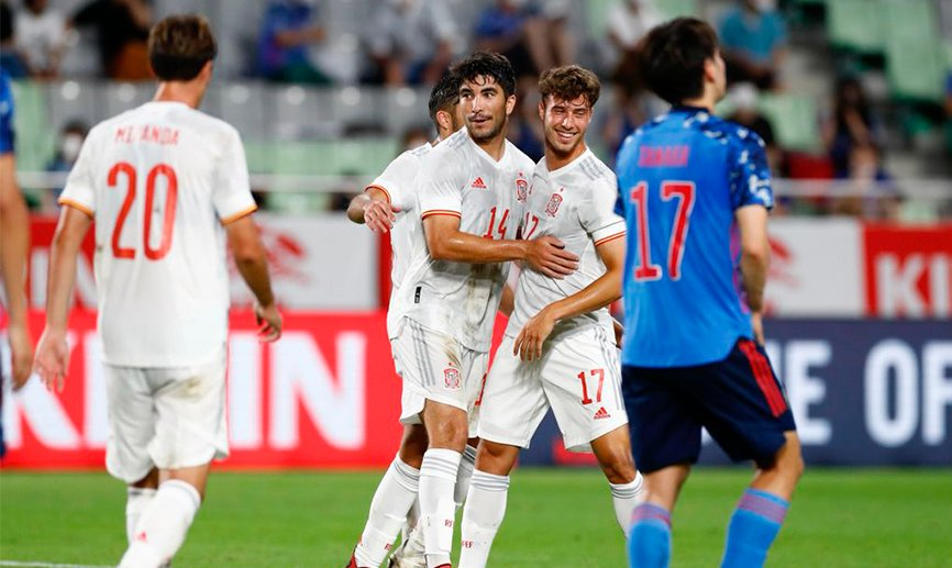 2020 Tokyo Olympics: Marco Asensio Fires Spain Into Final