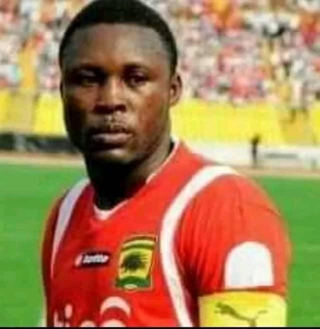 JUST IN: Ex-Kotoko Defender, Godfred Yeboah Passes On
