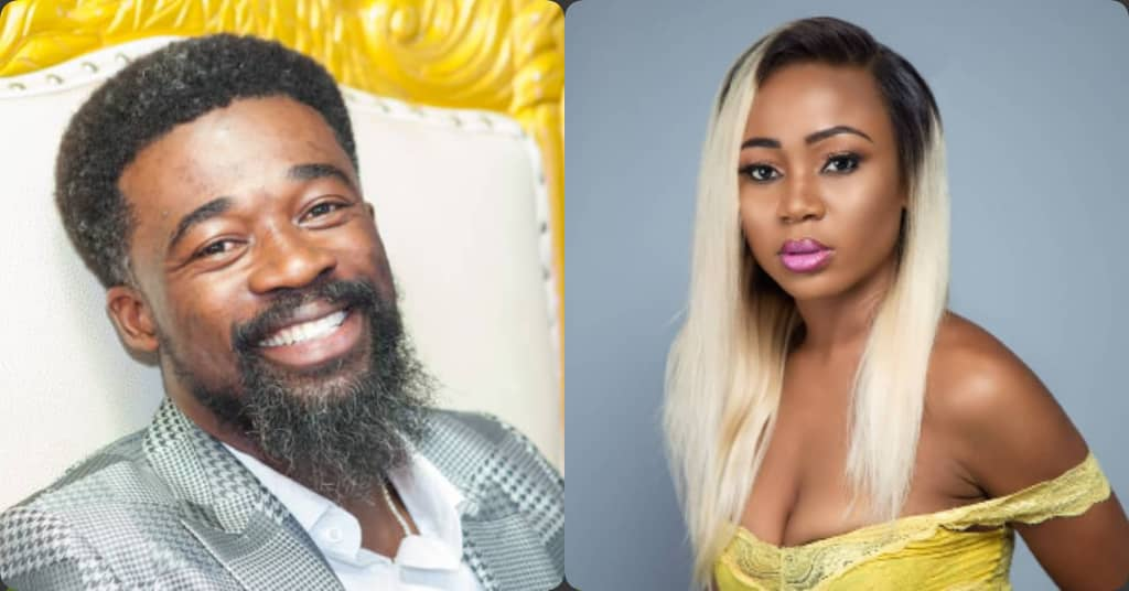 Akuapem Poloo Responds To Doom Prophecy By Eagle Prophet, Other Celebrities React