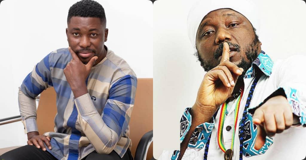 Kwame A Plus Clashes With Blakk Rasta Over Sarkodie (Video)