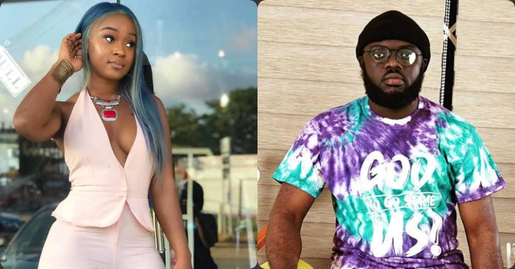 "You People Lie Unprovoked"" - Kwadwo Sheldon Reacts To Efia Odo's Prepaid Meter Consumption Speed Tweet"