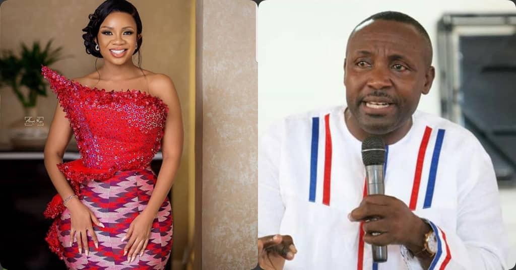Serwaa Amihere Is Secretly Dating John Boadu; Details Leaked Online