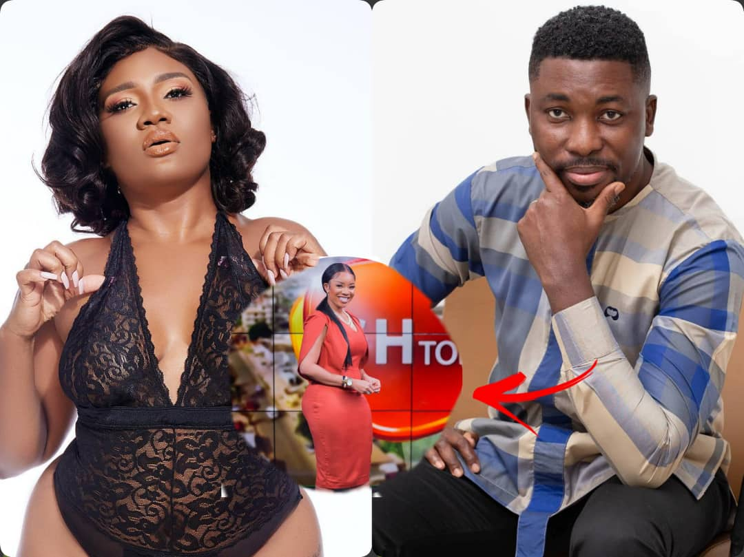 'They Use Their Money To Buy Weed And Pretend They Have Dipolar' - Kwame A Plus Fires Abena Korkor After She Leaked Serwaa Amihere's Secret Chats With John Boadu