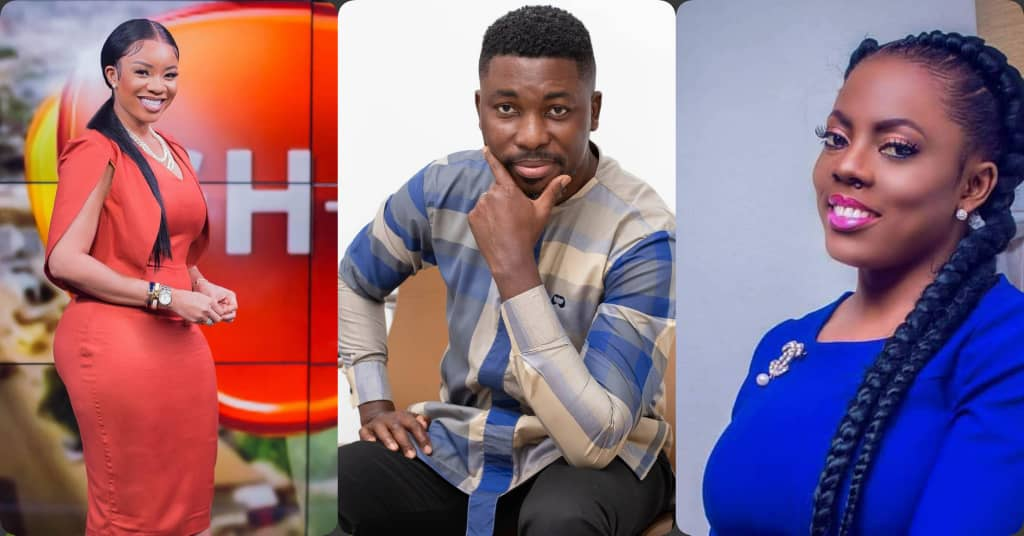 'The Men Couldn't Do It!' -Kwame A Plus Lauds Nana Aba Anamoah , Serwaa Amihere And Others For Their Contribution To EIB Network Success [Watch]