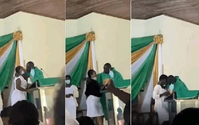 'He Has Devirginized Me With That Kiss' 3rd Female Student Kissed By Anglican Priest Weeps