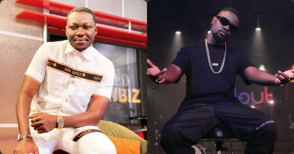 You Haven't Given Ghanaians Enough Credit For Your Over 10 Years Industry Relevance - Arnold Asamoah-Baidoo Tells Sarkodie (Video)