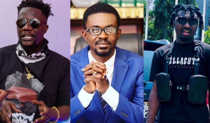 NAM1 Chooses Winner Between Amerado And Obibini After Diss Songs Went Viral