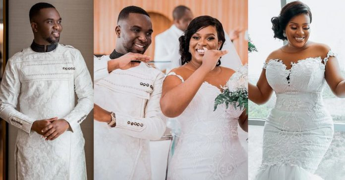 Gospel Singer Joe Mettle And Wife Celebrate 1-year Marriage Anniversary In A Romantic Photo