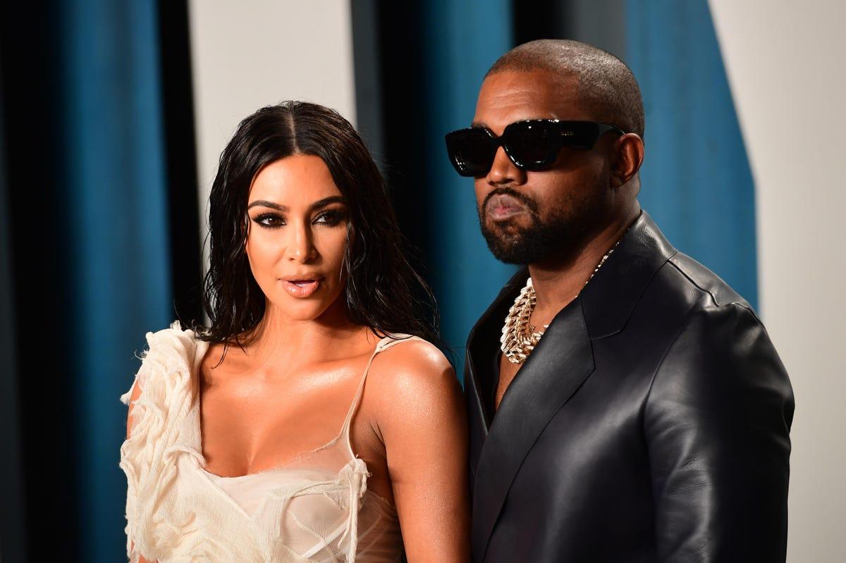 Kim Kardashian Thanks Ex-husband Kanye West For Teaching Her To Love Herself