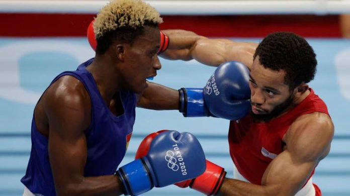 Tokyo 2020: Samuel Takyi Wins Bronze Medal
