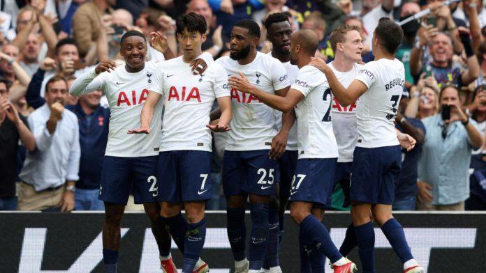 PL: Tottenham Beat Man City As Son Scores A Cracker