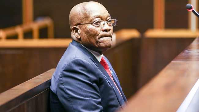 Ex-President Jacob Zuma Rushed To Hospital