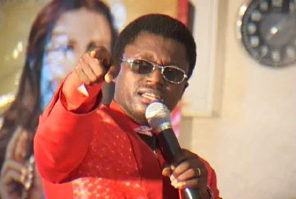 JUST IN: NFA Arrest Prophet Opambour For Showing P0rnography On Prophet One TV [Video+Photos]