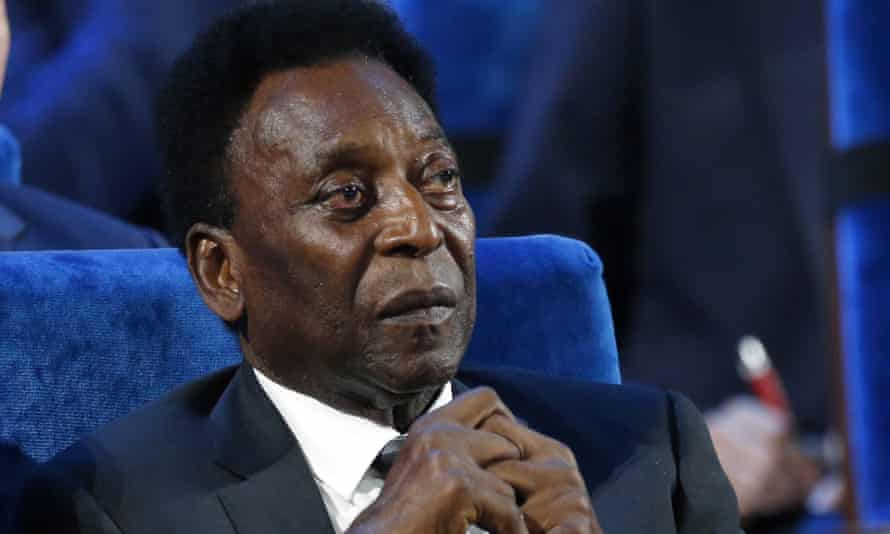 'I Am Recovering Well' - Pele To Fans