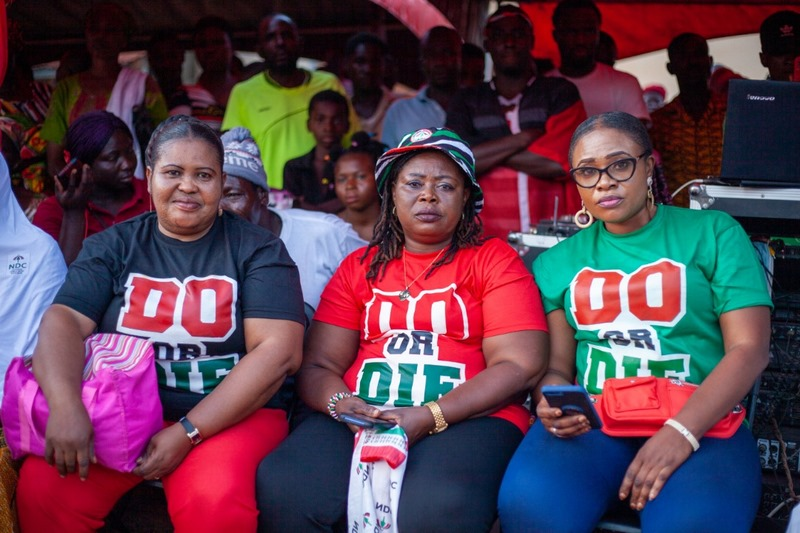 NDC To Release 'Do or Die' Cloth, Campaign Song [Audio+Photos]