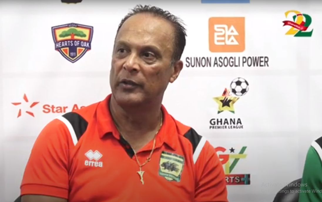 JUST IN: Mariano Barreto Terminates His Contract With Asante Kotoko After 7 Months