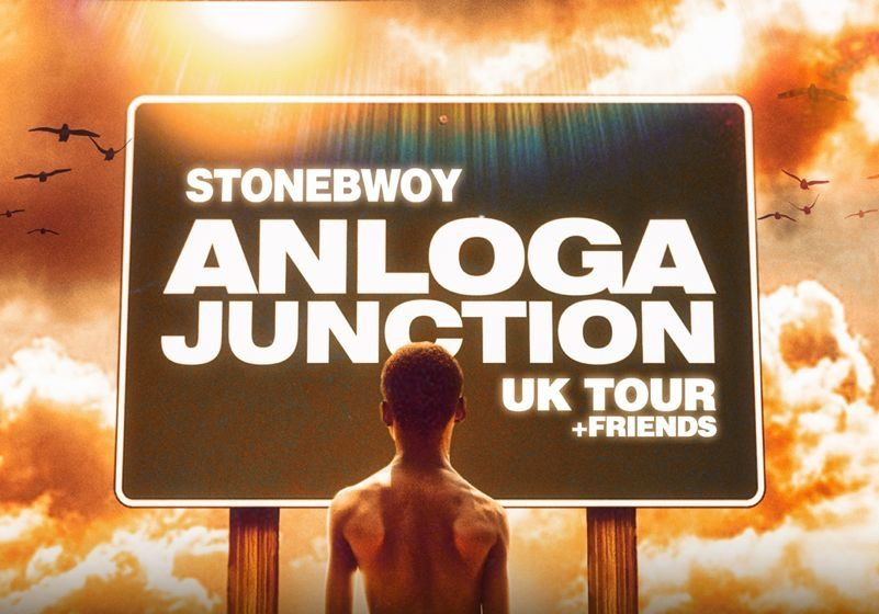Stonebwoy Releases Dates For Angola Junction UK Tour