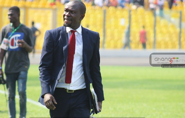 BREAKING NEWS: GFA Sacks CK Akonnor And Assistants - REPORT