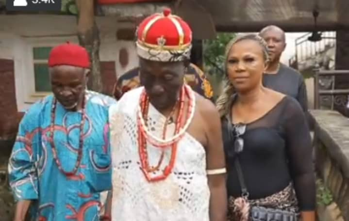 Let Love Lead; Prayer Warrior Fights Against All Odds To Marry Chief Priest