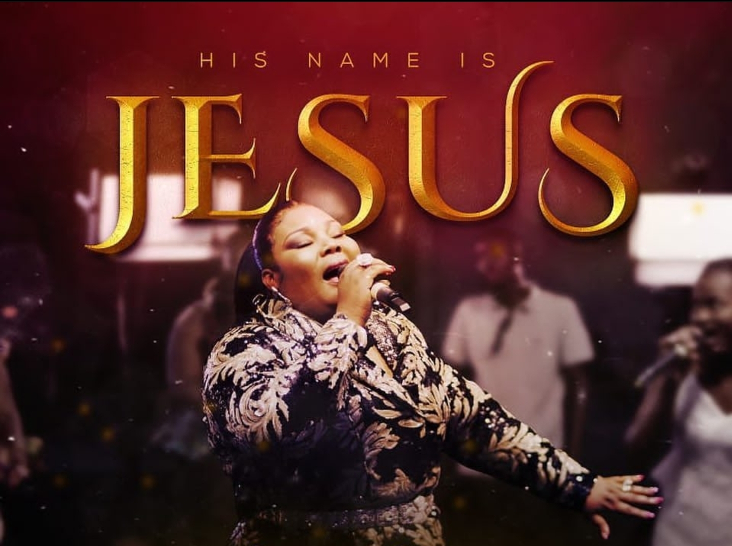 Ceccy Twum Releases New Single Titled 'His Name Is Jesus'