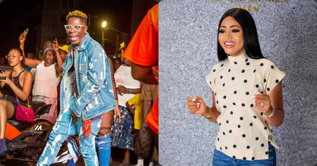 Video Of Regina Daniels Jamming To Shatta Wale's 'Taking Over' Song Goes Viral; Fans React [Watch]