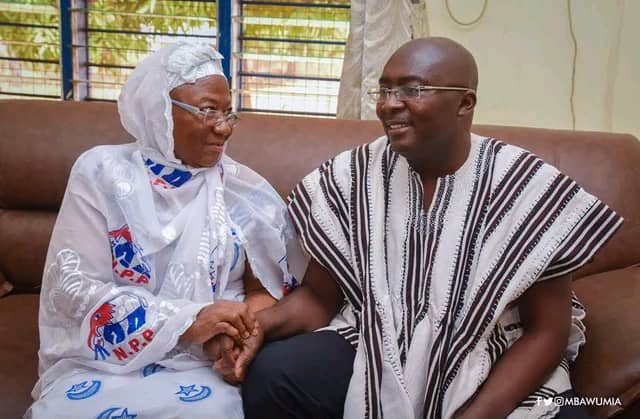 BREAKING: Mother Of Bawumia, Hajia Mariama Passes On