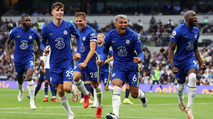 'Unstoppable' Chelsea Hammer Spurs 3-0 To Win Derby