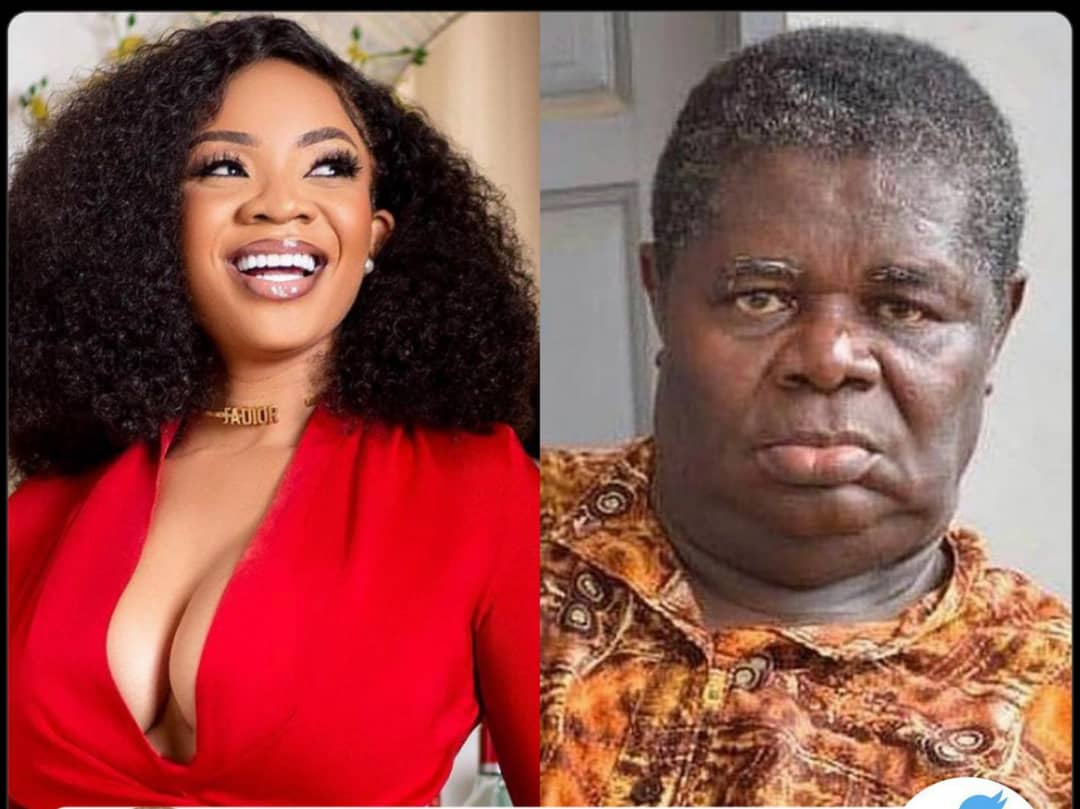 A Grown Man Does Something And Later Blames Woman For It - Serwaa Amihere Jabs Psalm Adjeteyfio