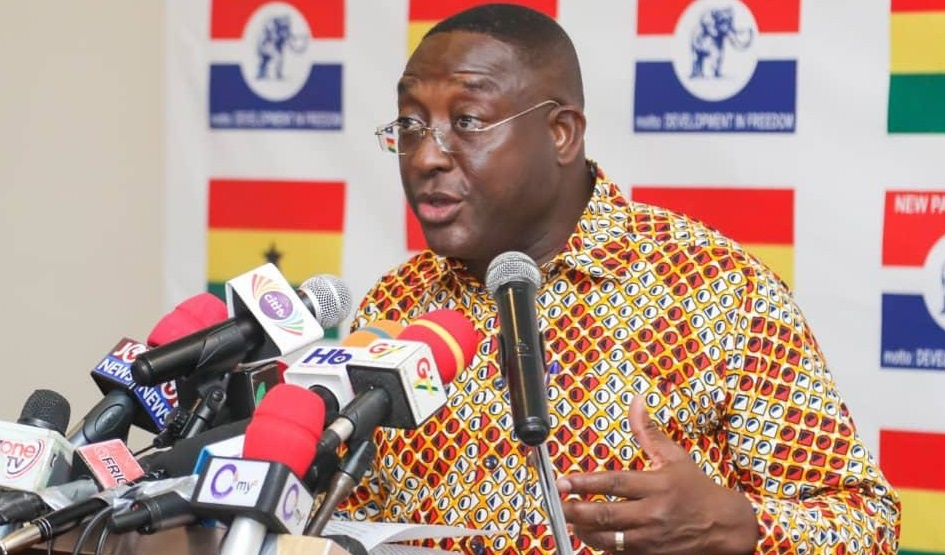 NPP Charges Supporters To Accept List Of MMDCEs