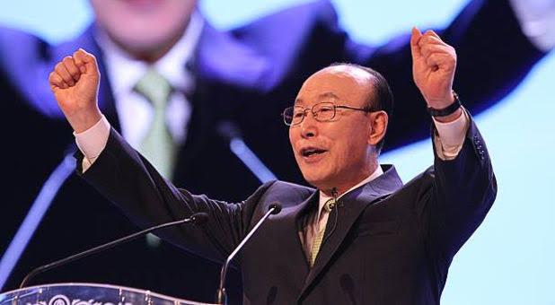 JUST IN: Dr. David Yonggi Cho Dies At Age 85