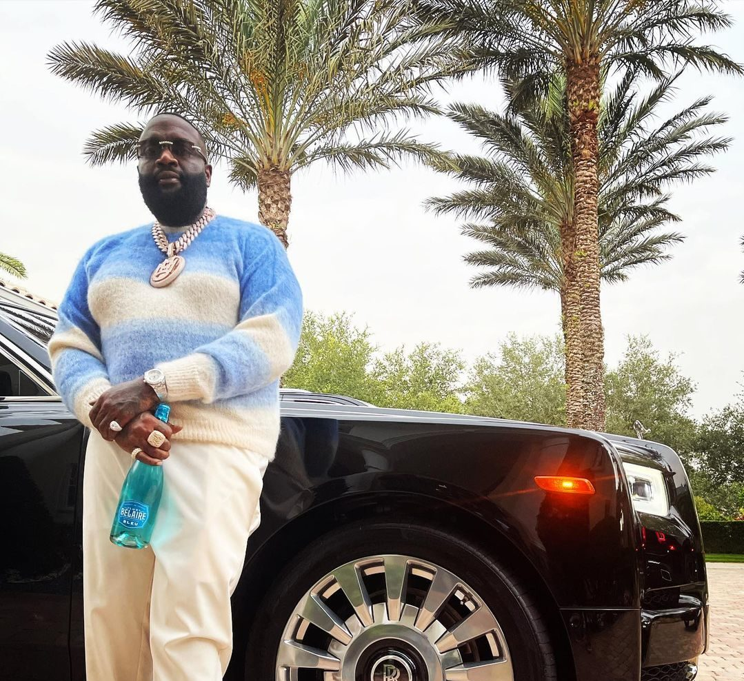 'My Mum And Sister Pressured Me' Rick Ross Reveals After Getting Driver's Licenses At Age 45