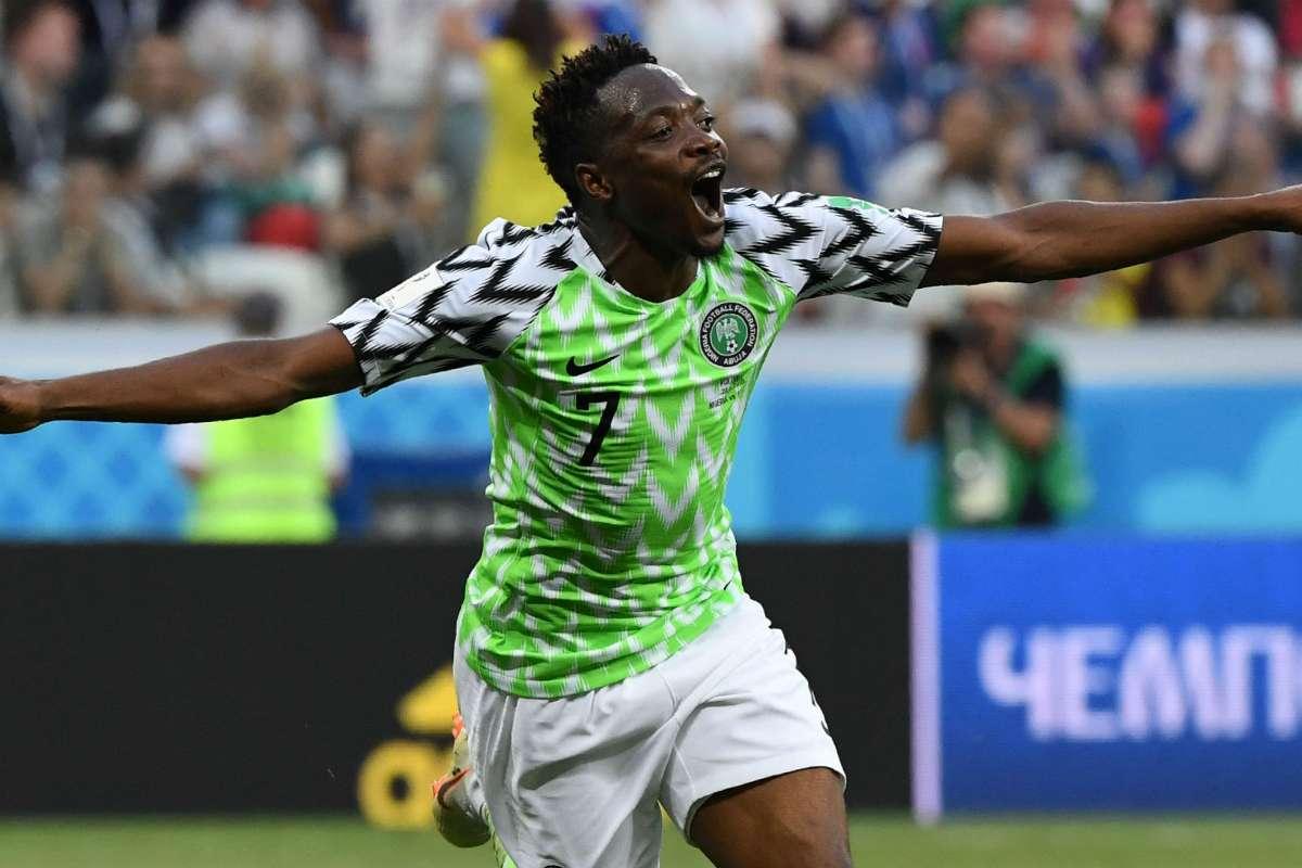 Nigerian Football Fetes Ahmed Musa On His 100th Super Eagles Cap