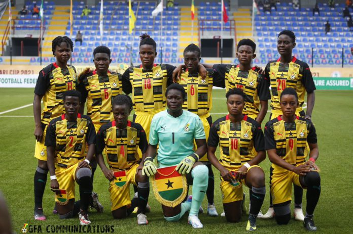 Ghana Puts Two Past Cameroon To End Aisha Buhari Cup On A High Note