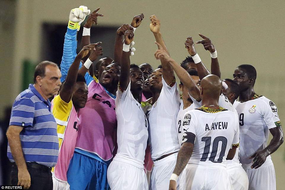 2022 World Cup Qualifiers: Ghana Go To Fifa With Protest Over Ethiopia's South Africa Decision