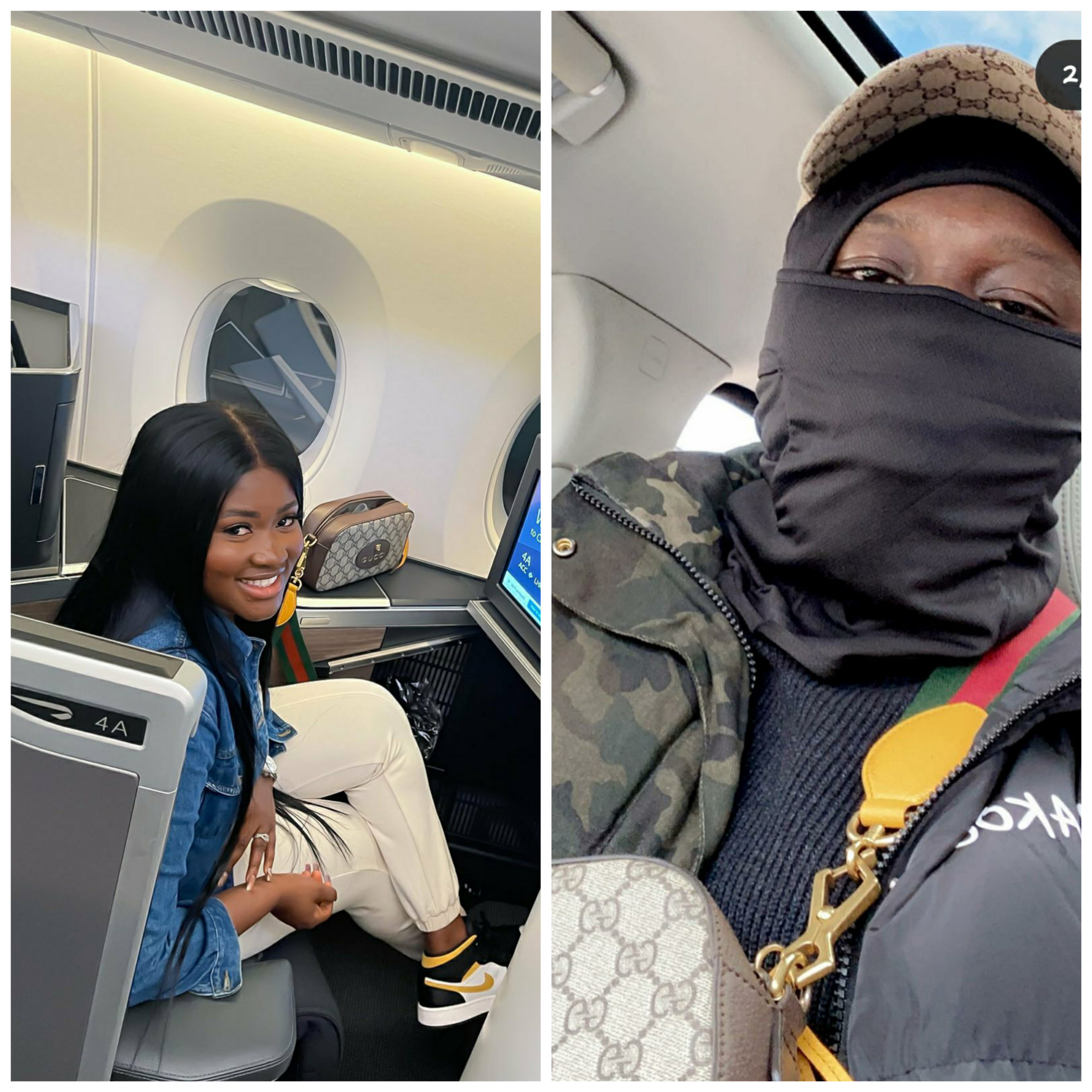 Fella Makafui And Medikal Makes Love Look Too Sweet As They Dance In Their New Video In Uk
